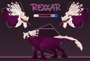Rexxar | Reference Sheet 2018 |