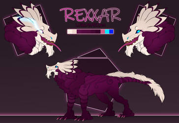 Rexxar | Reference Sheet 2018 | by Wolf-SiSi