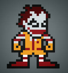 Joker: McDonald's edition by supremo016