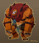 Beast Man reimagined