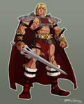 He-Man Reimagined - Extra gear