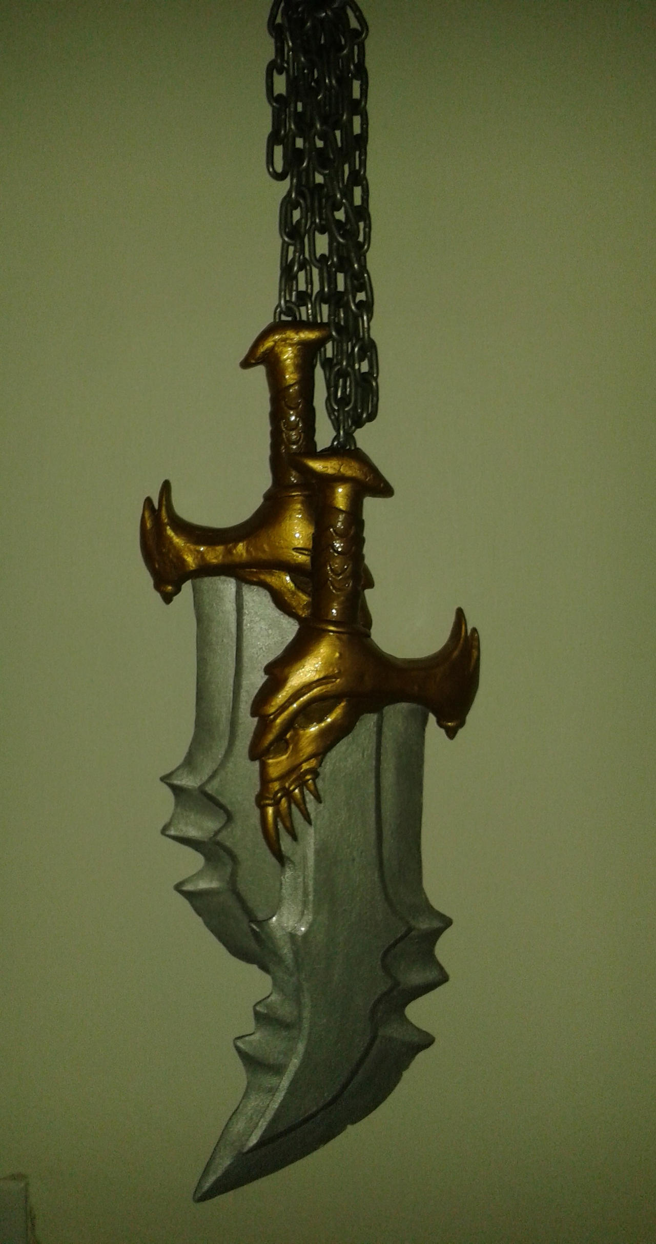 Blades of Chaos - God of War by KaysanSwanner on DeviantArt
