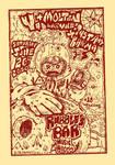 V. Rubble's Show Flyer 6.26