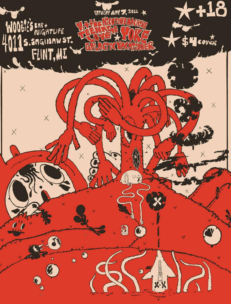 Show Flyer 5.7.2011