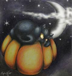 Happy Samhain by kissedbyfyre