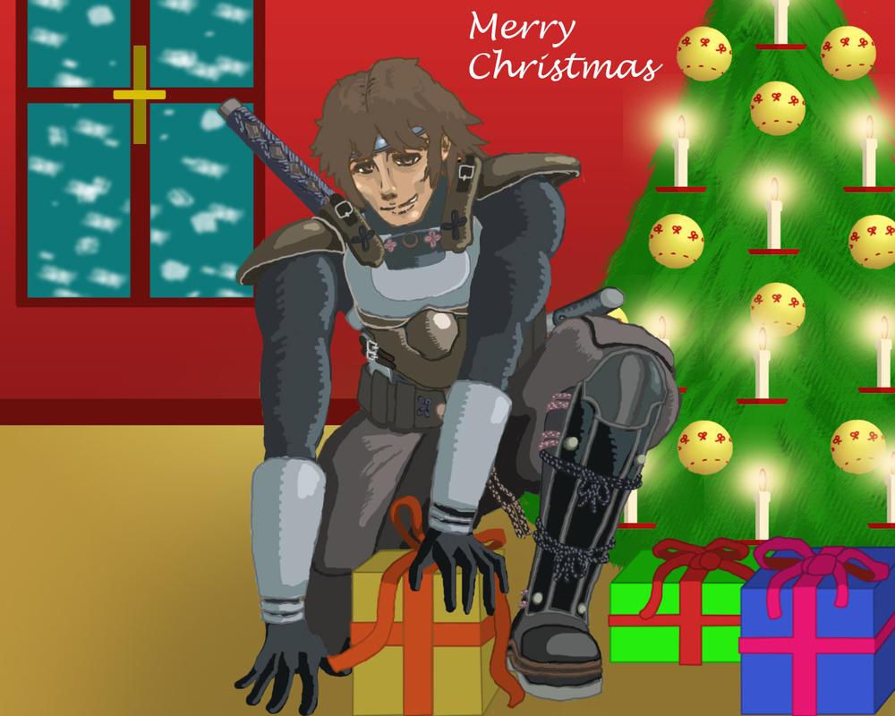Merry Christmas by futarikimaru