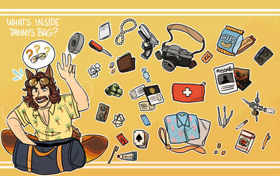 Dainty Prompt | What's in my bag by BandaDai