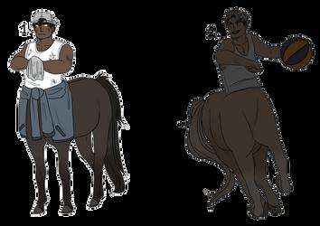 Centaurs Adopts (1/2 OPEN) by BandaDai