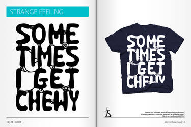 Demorfoza mag - 'Sometimes...'