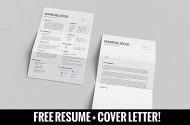 FREE Resume + Cover Letter