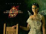 The beuatiful Katniss Everdeen