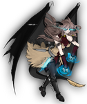 dAF- Hua Lin -Bio added, kinda