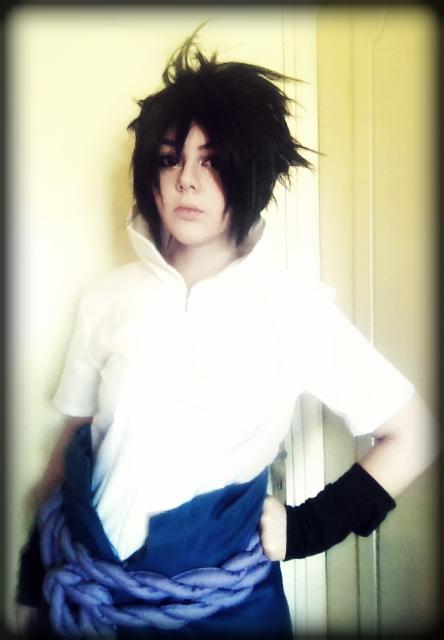 Sasuke Shippuden Cosplay 88199 Usbdata