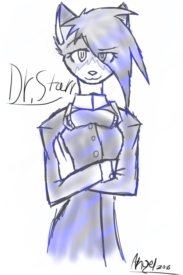 Dr. Starr by 0AngelBeast0