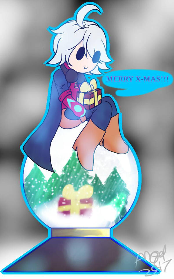 Christmas Nero! by 0AngelBeast0