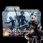 Nier Automata - Horizontal Folder Icon