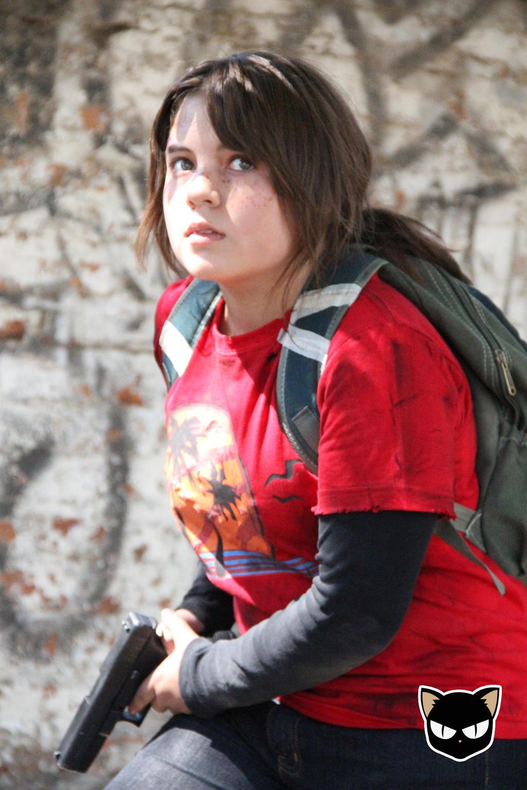 Ellie the last of us cosplay