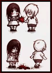 heartbreak can be cute by tifachan