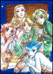 Popular little Elf by tifachan