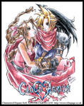 KH Cloud and Aerith