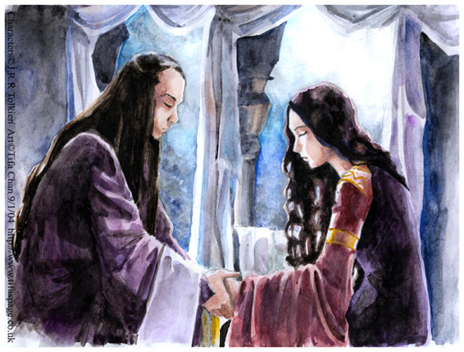 elrond and arwen relationship counseling