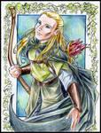 Legolas Gift - coloured