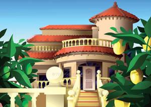 Spanish Villa Gift
