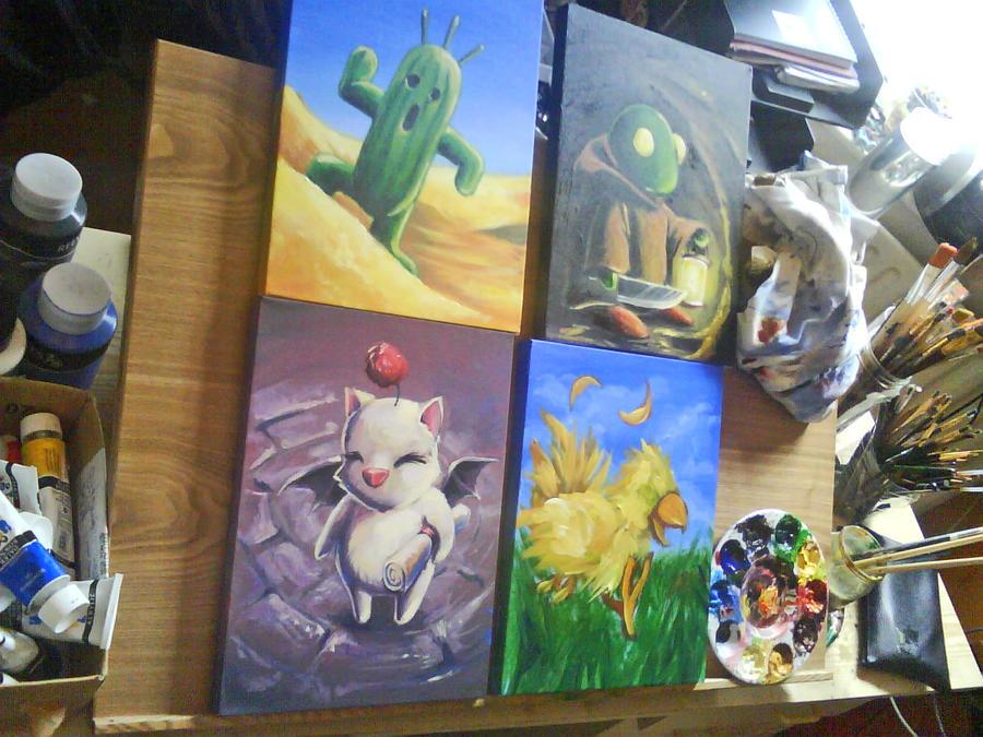 1000 images about final fantasy artwork on pinterest final
