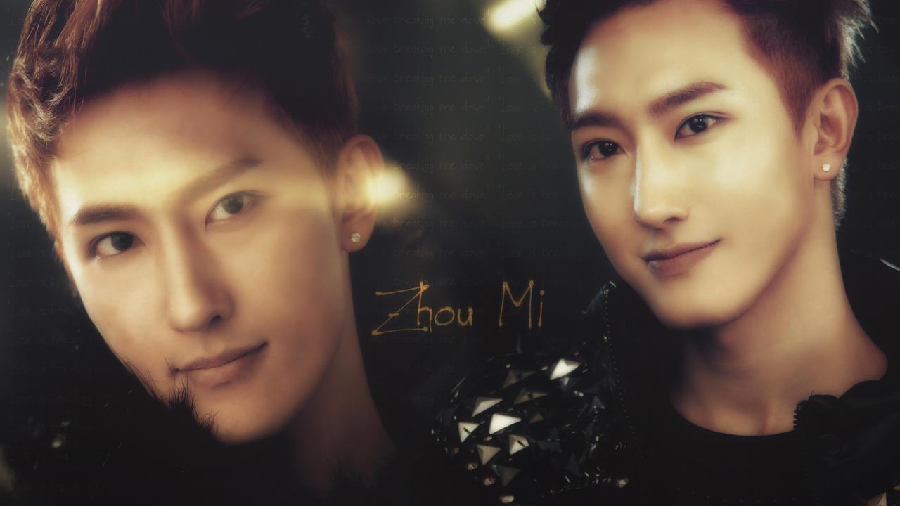 Zhou Mi Break Down Zhou mi  you re breaking meZhou Mi Break Down