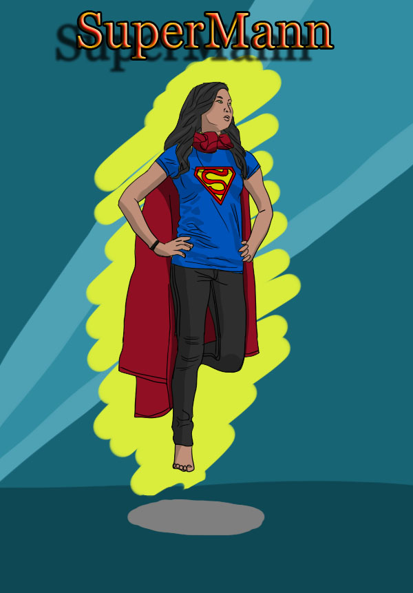 Supermann by silent44