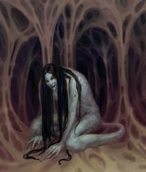 flesh cave worm