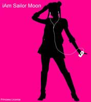 Moon iPod Power by PrincessLicorice