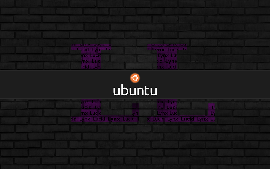 Ubuntu Lucid Lynx Wallpaper 2 by thales-img