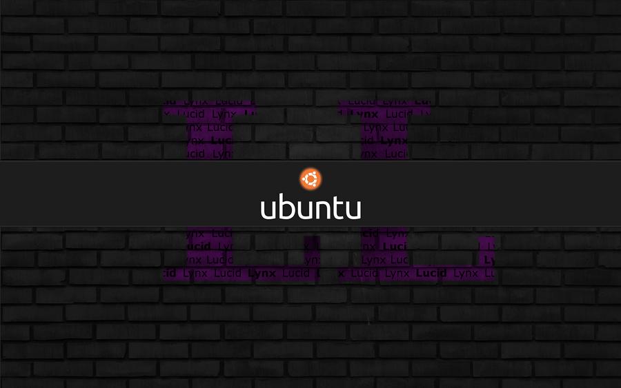 Ubuntu Lucid Lynx Wallpaper 2 by thales-img
