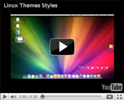 Linux Styles - Themes Video by thales-img
