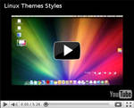 Linux Styles - Themes Video