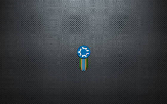 Kubuntu Minimalistic Wallpaper