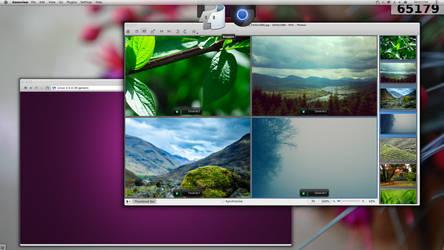 KDE QtCurve Plasma Macish