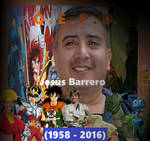 Descanse en Paz Jesus Barrero