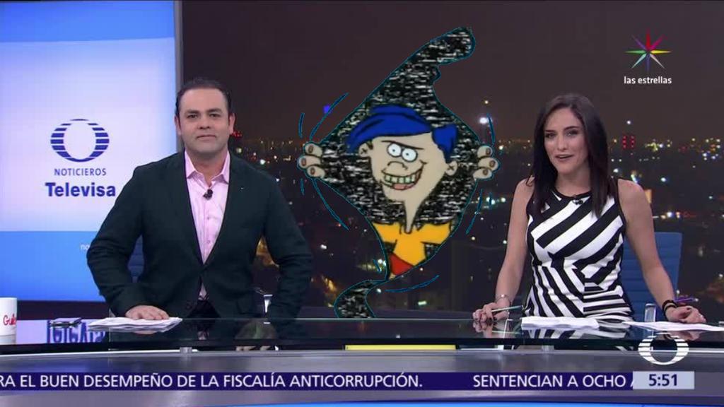 Rolf en los Noticieros Televisa by sethmendozaDA