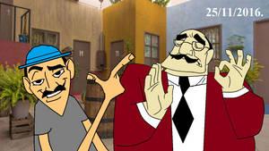 Don Ramon y Senor Barriga memes