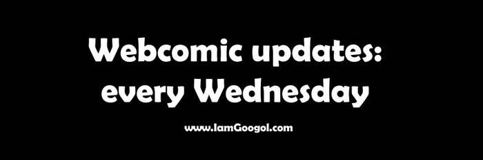 I am Googol - the weekly webcomic