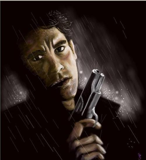 Dwight from Sin City by Scorpina on DeviantArt