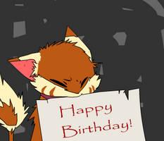 Happy Birthday, Darki