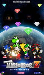 Super Mario Bros. Z 2019: Poster by ALLSTARGamersXD-2x