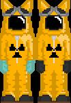 Blinx Hazmat Suit Designs
