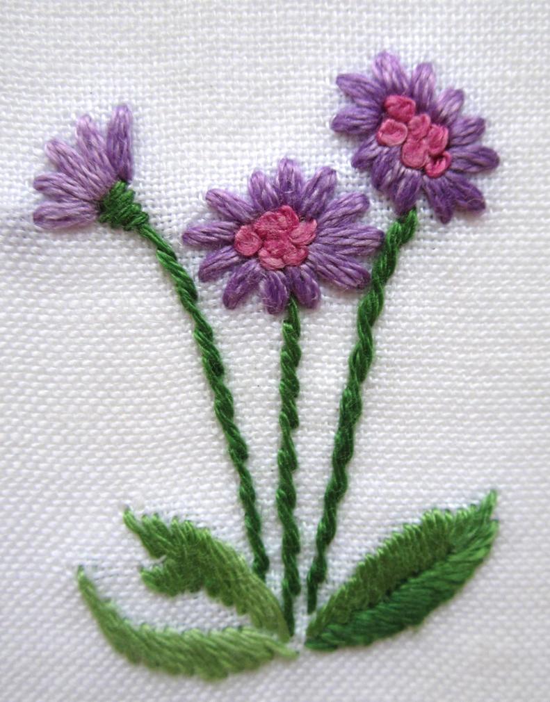 Hand Embroidery Patterns Free | Joy Studio Design Gallery - Best Design