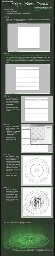 Tutorial :: Magic Circles