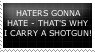 [STAMP] Haters Gonna Hate by Twerka-Trever