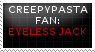 [STAMP] Eyeless Jack by Varsha-Trever